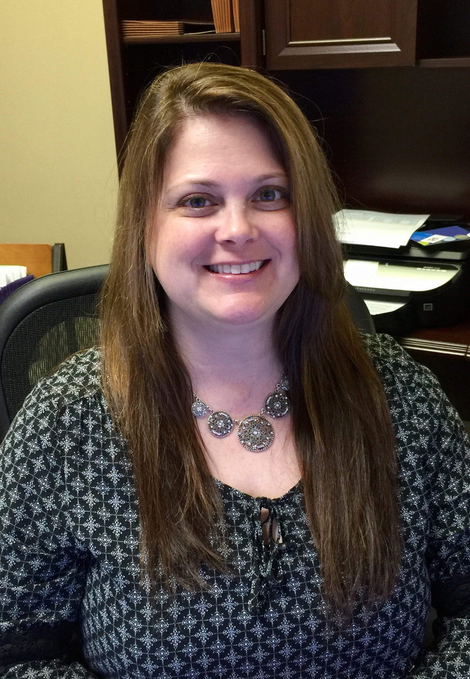 Mary White - Office Manager